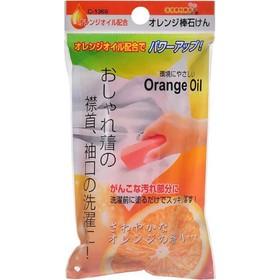 Мыло для стирки Sanada Seiko, с апельсиновым маслом, 100 г