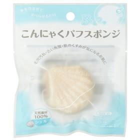 Спонж Okazaki, в форме ракушки