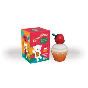 Детская душистая вода Сластена 'Сочные фрукты' с ароматом малины, апельсина и манго, 50 мл Ош