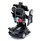 Робот «Полицейский», трансформируется, световые и звуковые эффекты, работает от батареек - фото 105504622