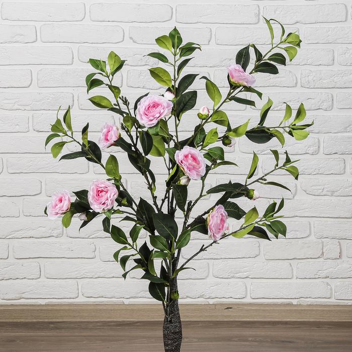 """Дерево искусственное """"Роза"""" 96 см, микс    (без горшка)"""