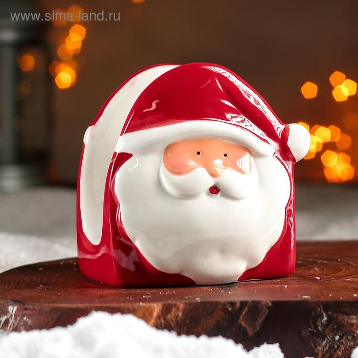"Napkin holder ""Santa Claus"" 8,5x7x9 cm"