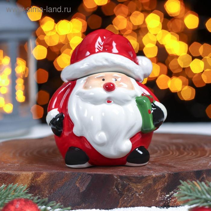 """Sugar bowl """"Santa Claus"""" 300 ml 9,5x8,5x11 cm"""
