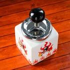 """Smokeless ashtray """"the Skull"""" 14х8.5 cm, mix"""