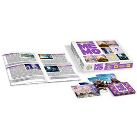 "Board game ""Memo. Wonders of the World"