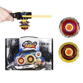 Игровой набор из 2 волчков «Волчок Крэк, Blade»