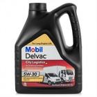 Моторное масло Mobil DELVAC CITY LOGISTICS M  5w-30, 4 л