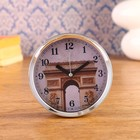 "Alarm clock ""Eyfeleva tower"", 11.5h11.5 cm, mix"