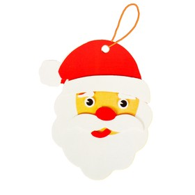 Набор для творчества - создай ёлочное украшение «Добрый Дед Мороз»