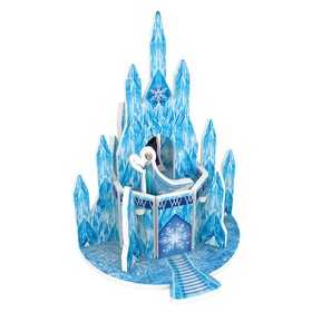 3D Пазл «Замок»