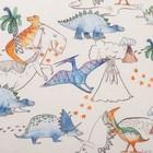Пододеяльник Крошка Я «Динозавры» 112х145 см - фото 105556592