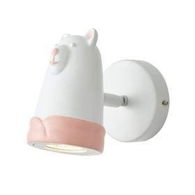 Бра Taddy Bears, 5Вт MR16 LED, 4000K, цвет белый