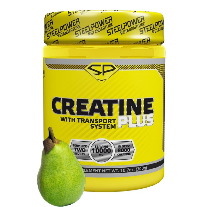 CREATINE PLUS - 300 гр, вкус - Груша
