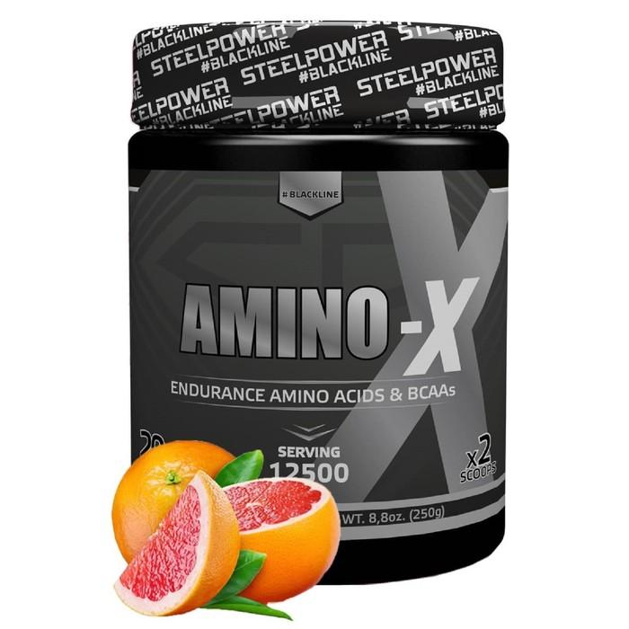 AMINO-X - 250 гр, вкус - Грейпфрут