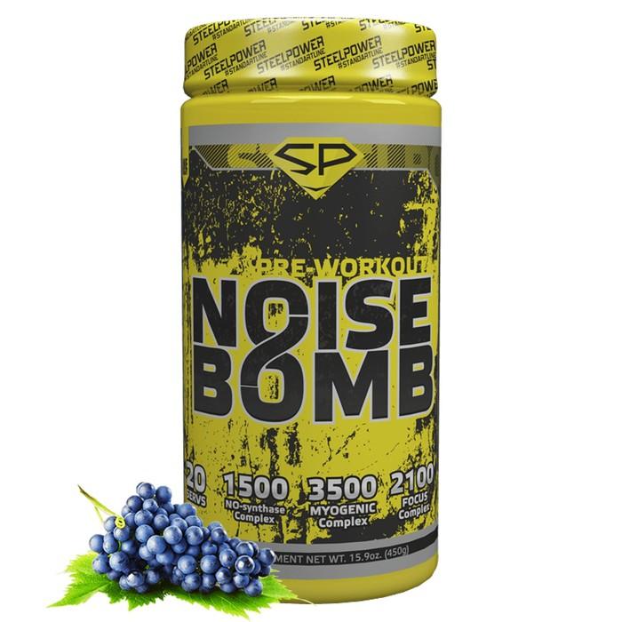 NOISE BOMB - 450 гр, вкус - Виноград