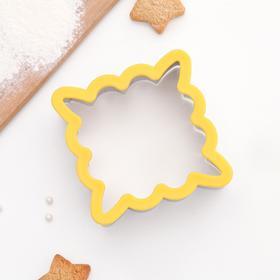 {{photo.Alt || photo.Description || 'Форма для вырезания печенья Доляна «Рамка», 10,5×10,5×4,5 см, цвет МИКС'}}