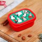 The lunch box rectangular, 150 ml, Pingvinenok