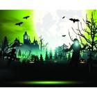 Фотобаннер, 300 × 200 см, с фотопечатью, «Привидение»