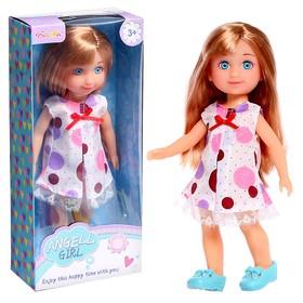 Кукла «Даша» в платье
