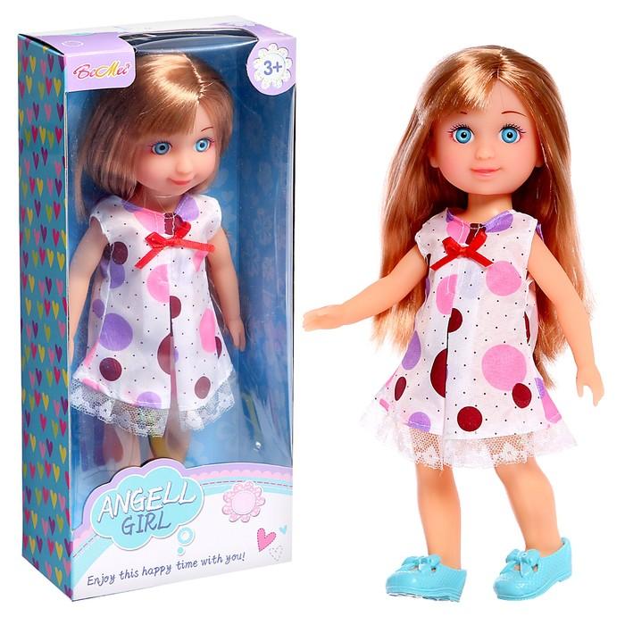 Кукла классическая «Даша» в платье, МИКС