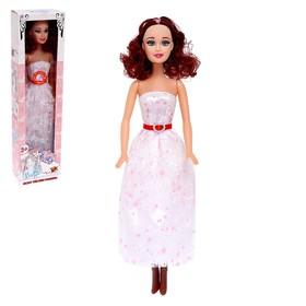 Кукла ростовая «Таня» в платье, со звуком, 54 см, МИКС