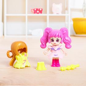 Кукла модная «Люси» с одеждой, с аксессуарами, МИКС