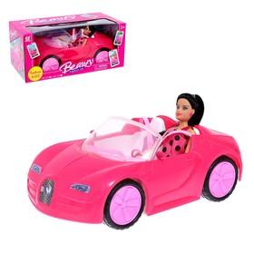 "Doll model ""Alena"" on the machine"