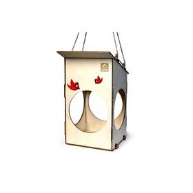 Деревянный конструктор «Кормушка для птиц»