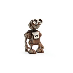 Деревянный конструктор «Робот Санни»