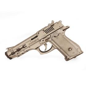 Деревянный конструктор «Пистолет №ЛТ07052018»