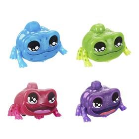 Интерактивная игрушка «Ящерица», цвета МИКС