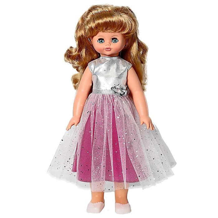 Кукла «Алиса праздничная 1» со звуковым устройством, двигается, 55 см в наличии
