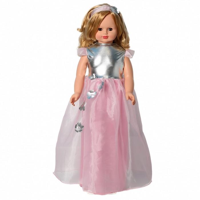 Кукла «Снежана праздничная 2 со звуковым устройством, двигается, 83 см