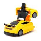 Робот «Автобот», трансформируется, световые и звуковые эффекты, работает от батареек, цвета МИКС - фото 105504741
