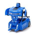 Робот «Автобот», трансформируется, световые и звуковые эффекты, работает от батареек, цвета МИКС - фото 105504745