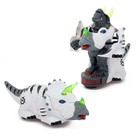 Робот-трансформер «Трицератопс», световые и звуковые эффекты, работает от батарее, цвета МИКС - фото 105504749