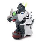 Робот-трансформер «Трицератопс», световые и звуковые эффекты, работает от батарее, цвета МИКС - фото 105504756