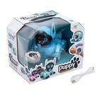 Робот-собака радиоуправляемый «Паппи», световые и звуковые эффекты, работает от аккумулятора, цвет голубой - фото 187364