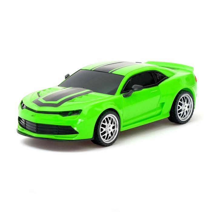 Машина инерционная «Маслкар», цвета МИКС