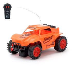 Jeep RC Buggy, runs on batteries