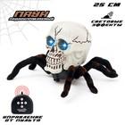 """Spider RC """"Skull"""", runs on batteries"""