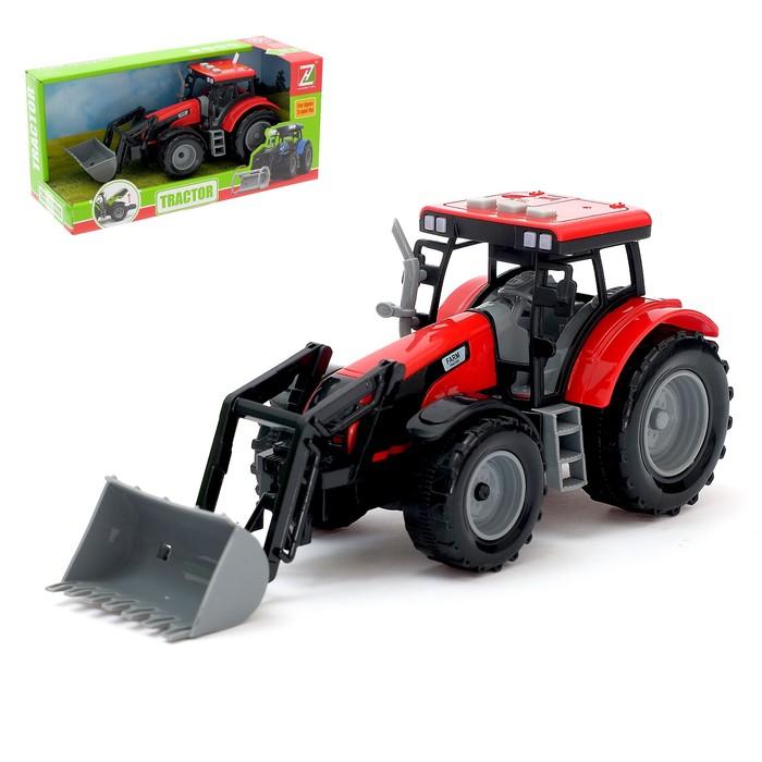 Трактор инерционный «Фермер», МИКС