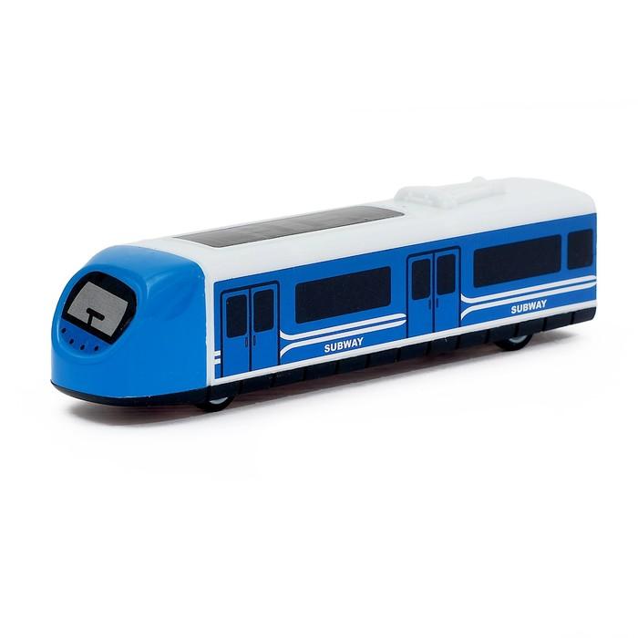 Поезд инерционный «Город», МИКС