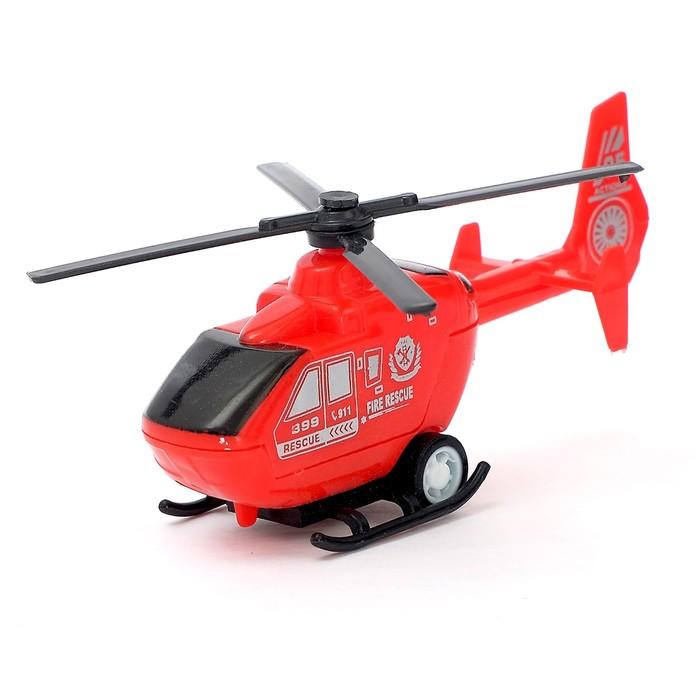 Вертолёт инерционный «Воздушный патруль», МИКС