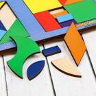 Набор из 4-х Головоломок «Круги и квадраты» - фото 105589079