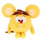 Мягкая игрушка «Смешарики. мышарик» 10 см, звуковые эффекты - фото 4467121