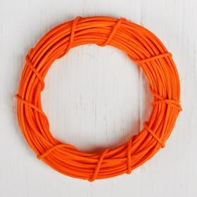 Сухая лоза, цвет оранжевый