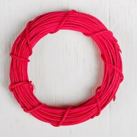 Сухая лоза, цвет розовый