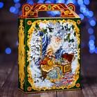 "Коробка подарочная ""Подарочек Морозко"", 14 x 6 x 17,5 см"