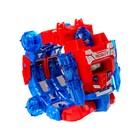 Робот - трансформер «Часы», трансформируется в робота и машинку, цвета МИКС - фото 105503580